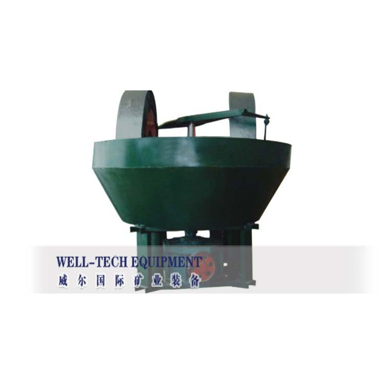 Gold grinding machine