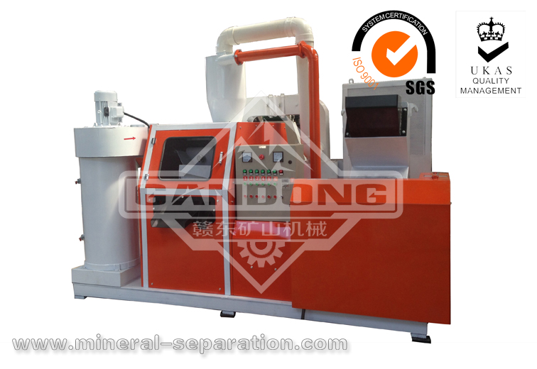 WL-400A Full sets of copper wire and plastic separation machine