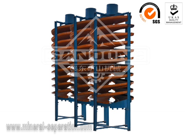 Spiral Concentrator / Spiral Chute